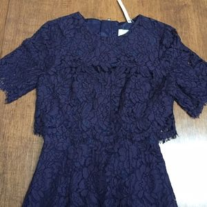 ASOS lace cocktail dress NWT